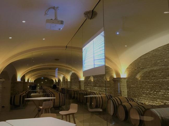 equipement audiovisuel salle de réunion visioconférence