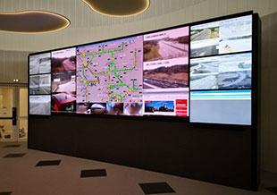 écrans LED chez APRR