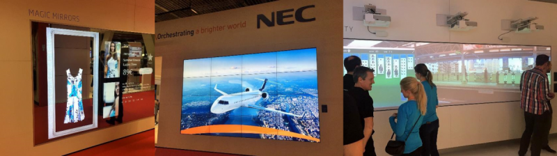 nec display solutions écrans