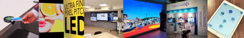 installations de matériels audiovisuel