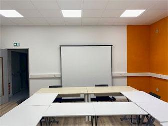 salle de réunion classique