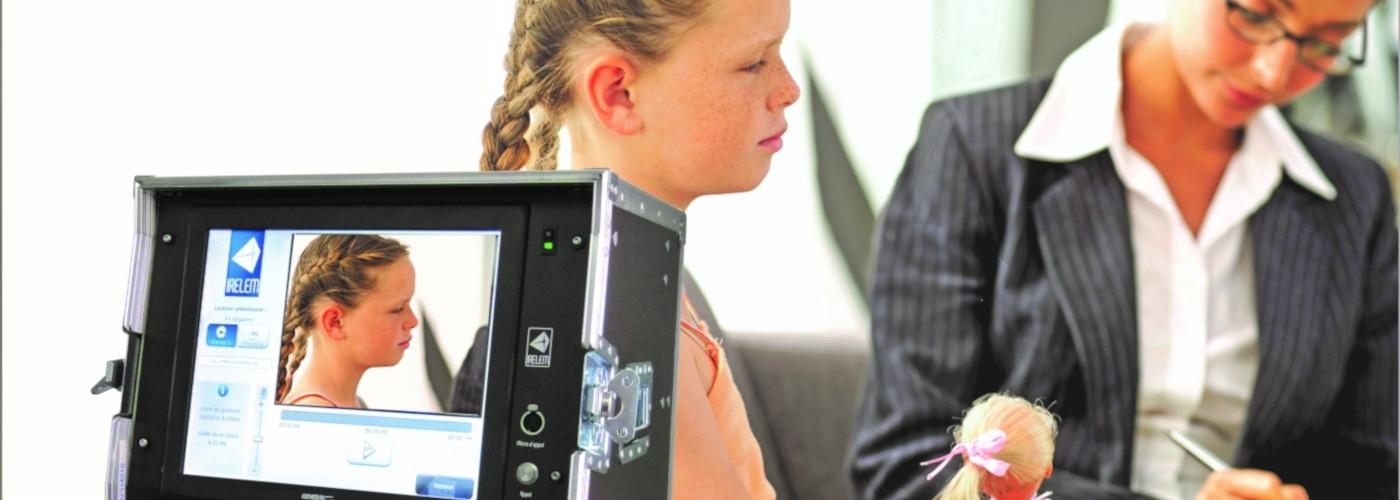 Audiovisuelle Aufzeichnungsstationen