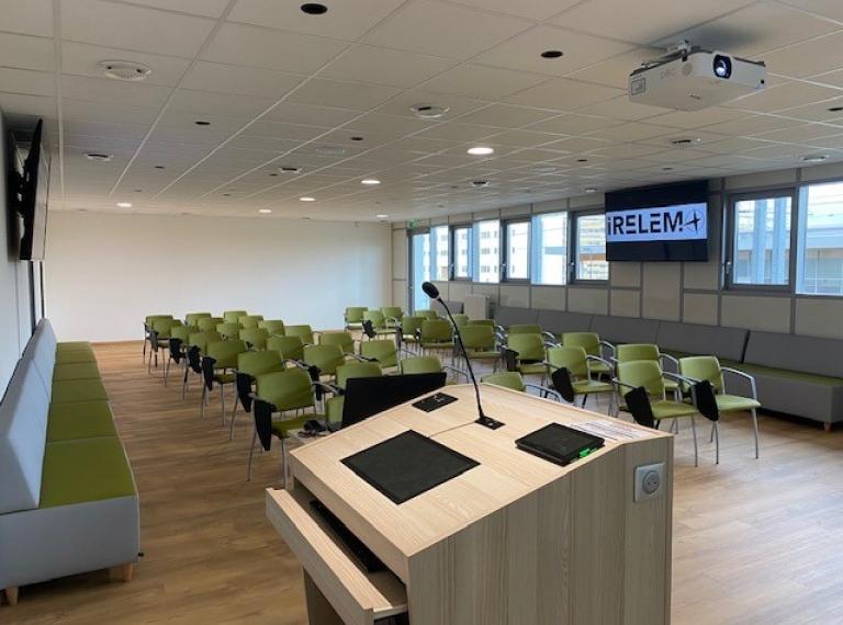 équipement audiovisuel salle de thèses