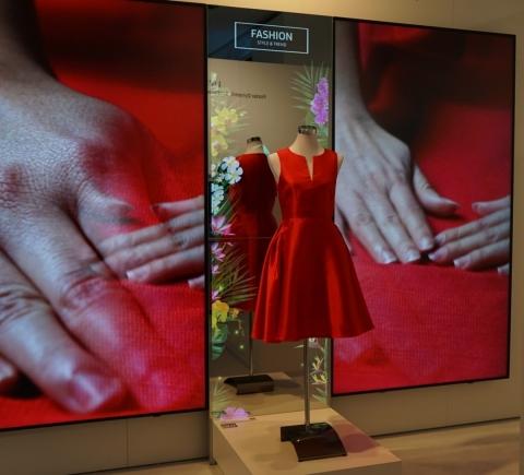 ecran affichage dynamique led