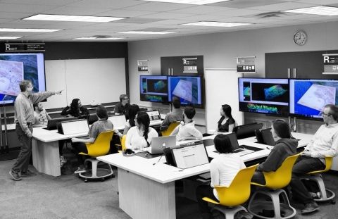 equipement audiovisuel salles de cours
