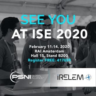 ISE2020 intégration audiovisuelle PSNI