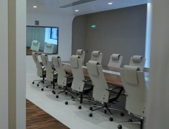 Equipement audiovisuel salle du conseil