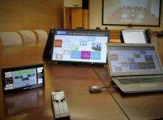 automation automatisation salle de réunion