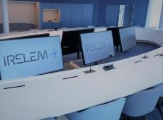 salle de réunion huddle room écrans interactifs
