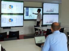 learning lab écrans tactiles interactifs
