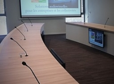 installation salles de réunion