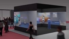 salle virtuelle immersive