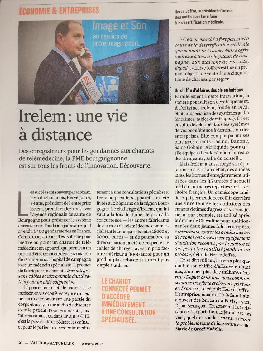 IRELEM Hervé Joffre